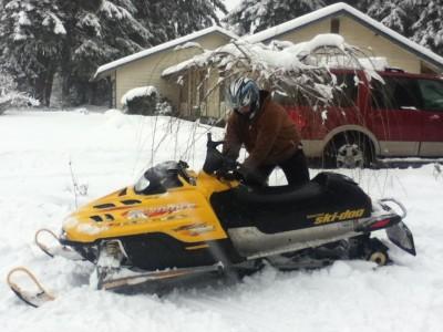 Picture of 2000 Ski-Doo Summit 700