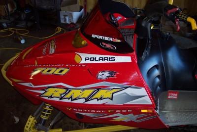Picture of 2003 Polaris RMK 700