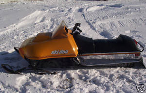 Picture of 1978 Ski-Doo TNT 340