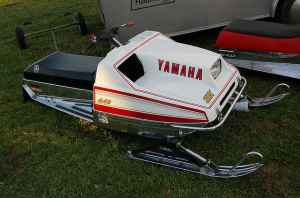 Picture of 1976 Yamaha SRX 440