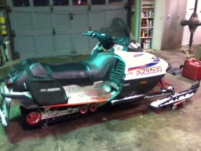 Picture of 1999 Yamaha Phazer 500