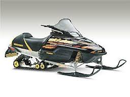 Picture of 2002 Ski-Doo MXZ Fan 380