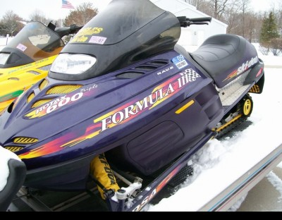 Picture of 1998 Ski-Doo Formula 3 700