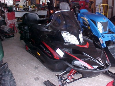 Picture of 2005 Arctic Cat Touring 660