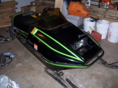 Picture of 1982 Polaris Sport 440