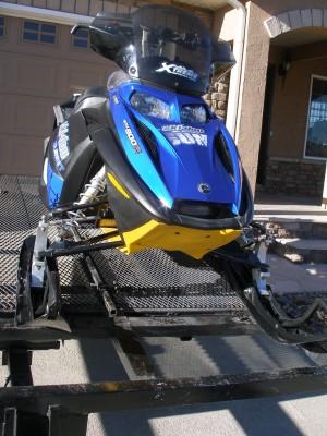 Picture of 2007 Ski-Doo REV 800