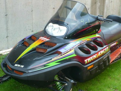 Picture of 1999 Arctic Cat Thunder Cat 1000
