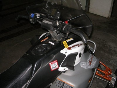 Picture of 2008 Yamaha Phazer 500