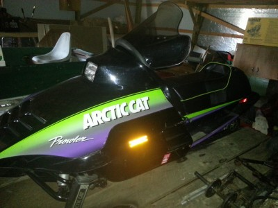 Picture of 1990 Arctic Cat Prowler 440