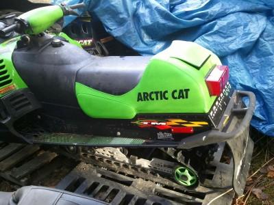 Picture of 2001 Arctic Cat ZR 600