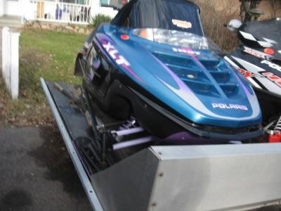 Picture of 1997 Polaris XLT 600