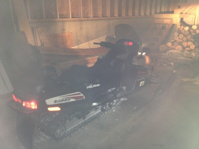 Picture of 2011 Polaris IQ Touring 600