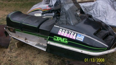 Picture of 1979 Arctic Cat Jag 340