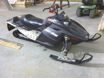 Picture of 2005 Ski-Doo MXZ Adrenaline 800