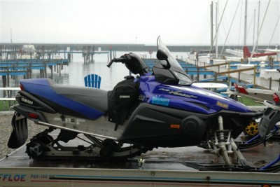 Picture of 2005 Yamaha Vector 1000