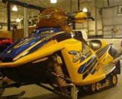 Picture of 2004 Ski-Doo MXZ X 600