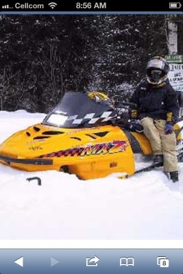 Picture of 1998 Ski-Doo MXZ 440