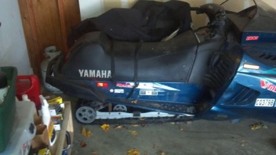 Picture of 1996 Yamaha VMAX 600