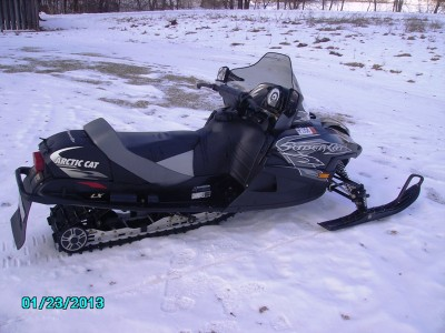 Picture of 2006 Arctic Cat Saber Cat 600