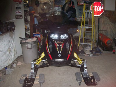 Picture of 2005 Ski-Doo MXZ Renegade 800