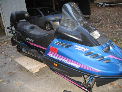 Picture of 1995 Ski-Doo Grand Touring 583