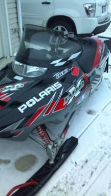 Picture of 2004 Polaris Pro X 800
