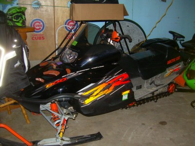 Picture of 2002 Arctic Cat ZR 800
