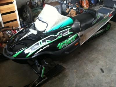 Picture of 2005 Arctic Cat King Cat 900