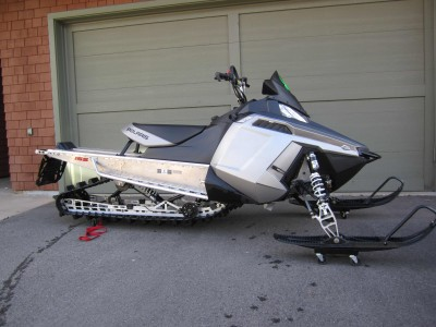 Picture of 2011 Polaris Assault RMK 800