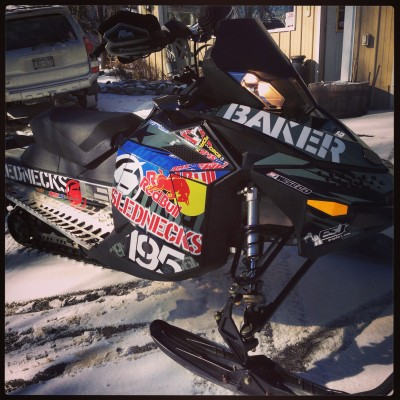 Picture of 2009 Ski-Doo TNT 600