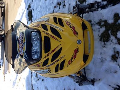 Picture of 2004 Ski-Doo MXZ 600