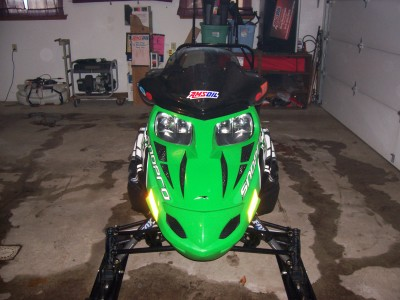 Picture of 2010 Arctic Cat F6 600