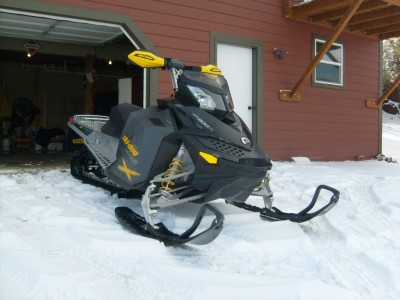 Picture of 2008 Ski-Doo Summit 800