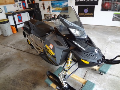 Picture of 2008 Ski-Doo MXZ Adrenaline 600