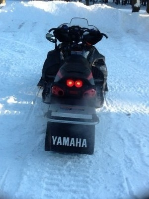 Picture of 2008 Yamaha RS Vector 1000