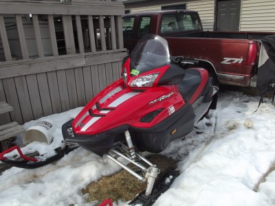 Picture of 2005 Yamaha Rage 1000