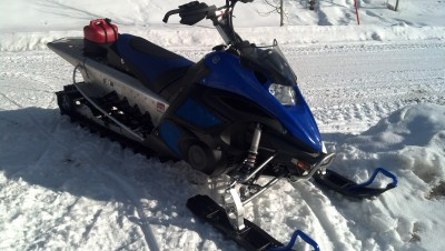 Picture of 2008 Yamaha Nytro 1000