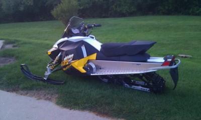 Picture of 2011 Ski-Doo MXZ 600
