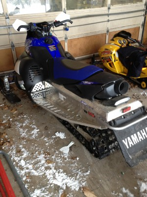 Picture of 2010 Yamaha Nytro 1000