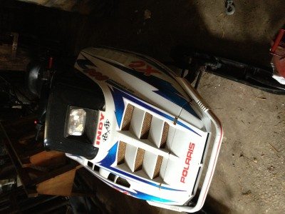 Picture of 1998 Polaris Indy 600
