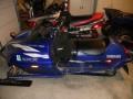1999 Yamaha SXR 700