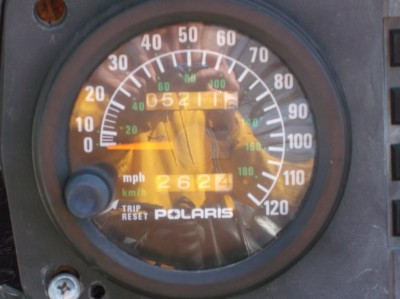 Picture of 1995 Polaris XLT Special 600
