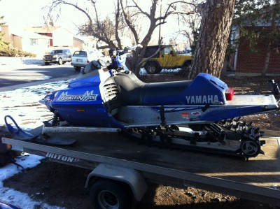 Picture of 2002 Yamaha Mountain Max 700