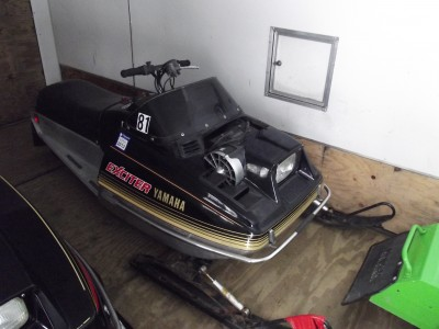 Picture of 1980 Yamaha Exciter 440
