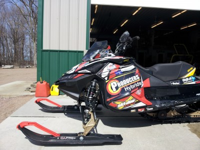 Picture of 2012 Ski-Doo MXZ X 600