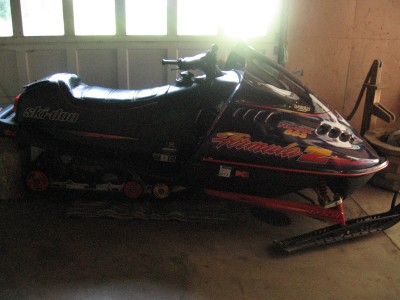 Picture of 1996 Ski-Doo Formula Z 583