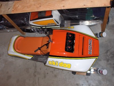 Picture of 1972 Ski-Doo Blizzard 643