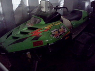 Picture of 1999 Arctic Cat Sno Pro 440