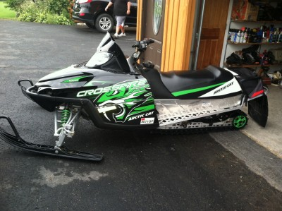 Picture of 2009 Arctic Cat Crossfire 1000