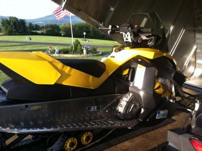 Picture of 2009 Ski-Doo MXZ 800
